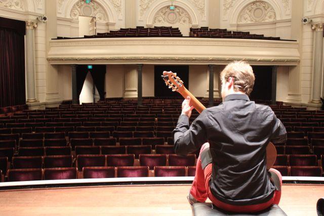 sanel redzic concertgebouw