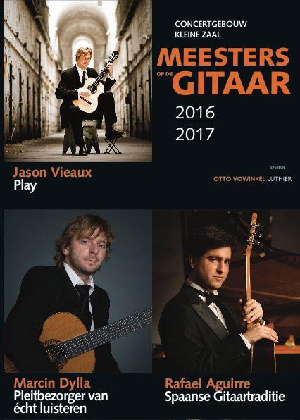 meesters op de gitaar concerten 2016 -2017